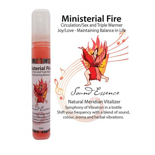 Ministerial Fire Vitalizer